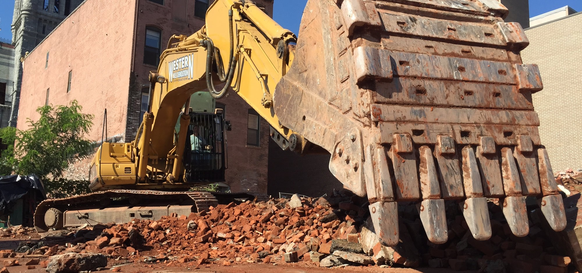 Western Mass Demolition Corp Demolition And Dumpster Rentals